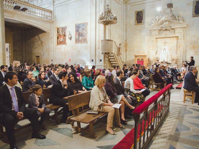 La boda de José y Ana en Salamanca, Salamanca 54