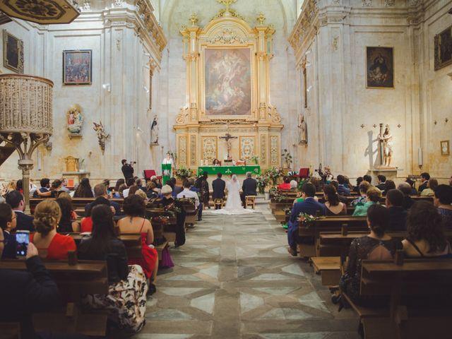 La boda de José y Ana en Salamanca, Salamanca 55