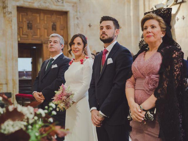 La boda de José y Ana en Salamanca, Salamanca 56