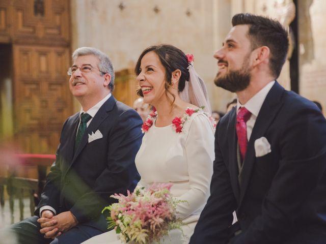 La boda de José y Ana en Salamanca, Salamanca 57