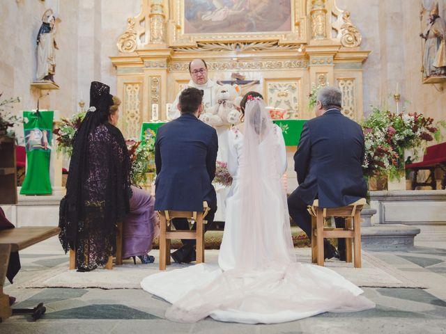 La boda de José y Ana en Salamanca, Salamanca 58
