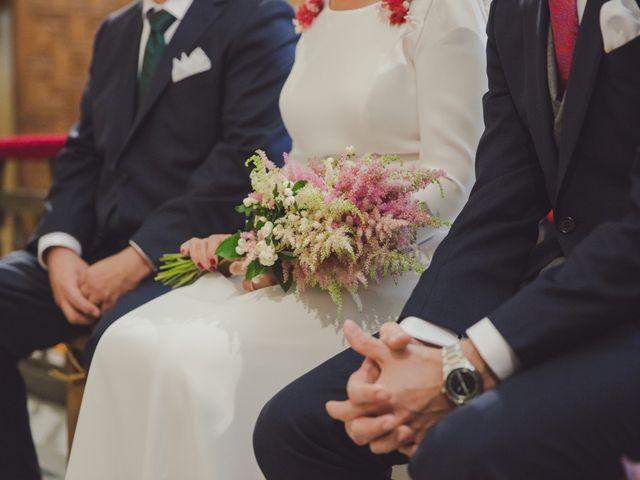La boda de José y Ana en Salamanca, Salamanca 59
