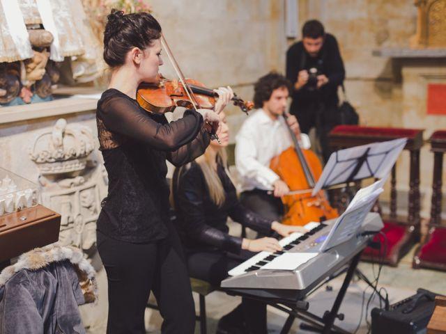 La boda de José y Ana en Salamanca, Salamanca 61