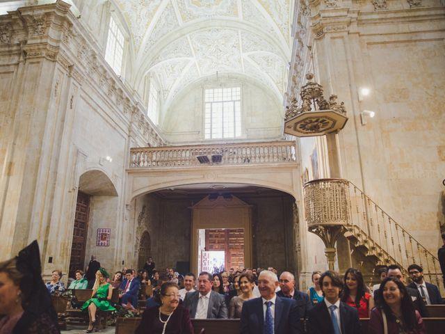 La boda de José y Ana en Salamanca, Salamanca 62