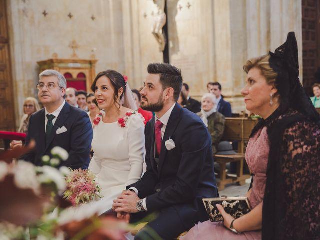 La boda de José y Ana en Salamanca, Salamanca 63