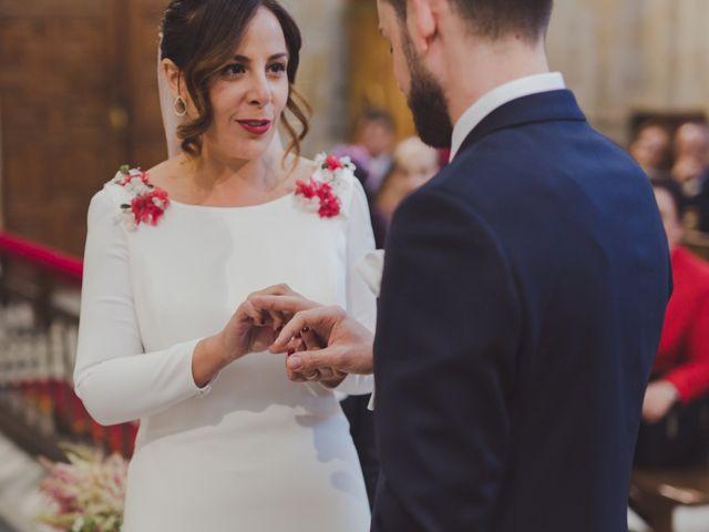 La boda de José y Ana en Salamanca, Salamanca 64
