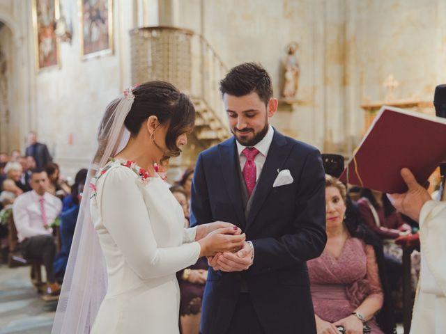 La boda de José y Ana en Salamanca, Salamanca 65