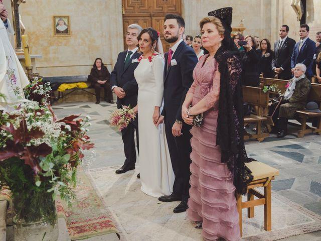 La boda de José y Ana en Salamanca, Salamanca 66