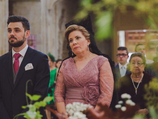 La boda de José y Ana en Salamanca, Salamanca 67