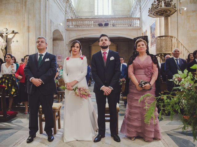 La boda de José y Ana en Salamanca, Salamanca 72