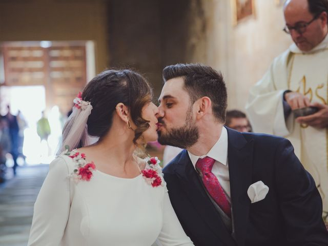 La boda de José y Ana en Salamanca, Salamanca 73