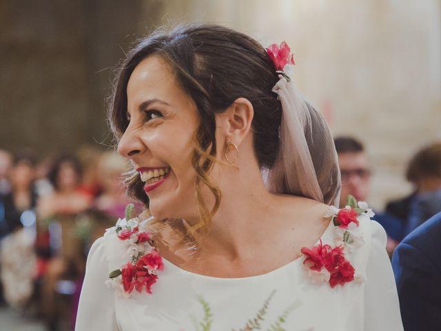 La boda de José y Ana en Salamanca, Salamanca 75
