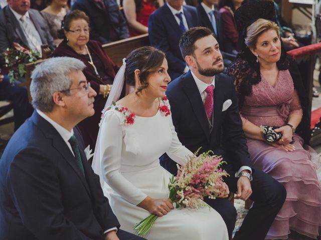 La boda de José y Ana en Salamanca, Salamanca 78