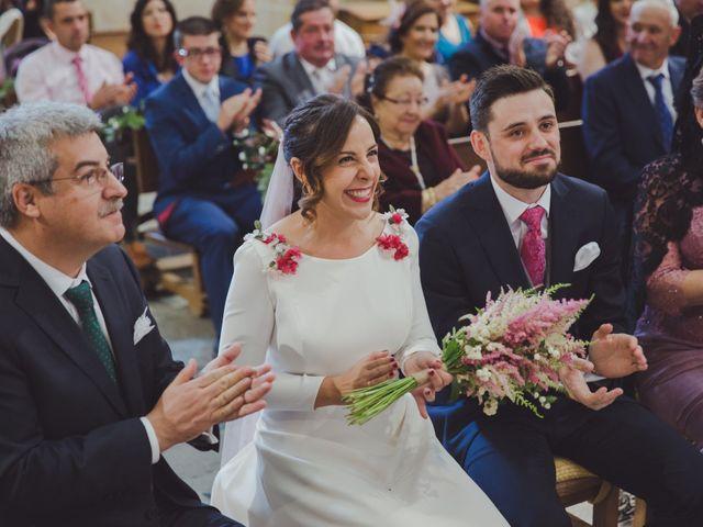 La boda de José y Ana en Salamanca, Salamanca 79