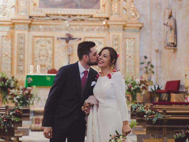 La boda de José y Ana en Salamanca, Salamanca 81