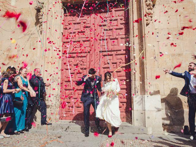 La boda de José y Ana en Salamanca, Salamanca 85