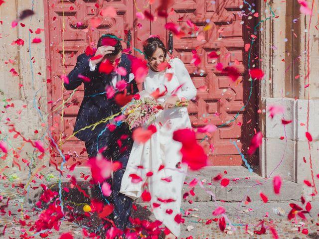 La boda de José y Ana en Salamanca, Salamanca 86