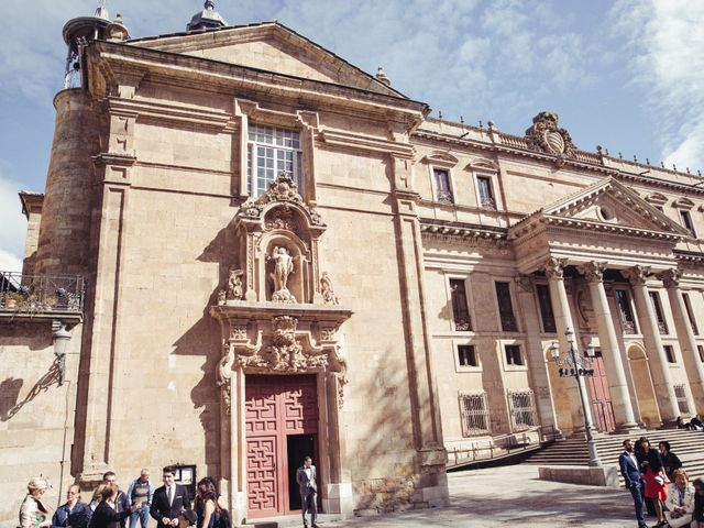 La boda de José y Ana en Salamanca, Salamanca 88