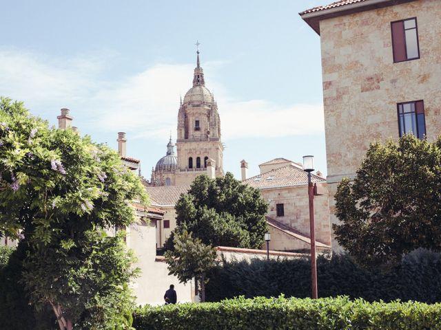 La boda de José y Ana en Salamanca, Salamanca 89