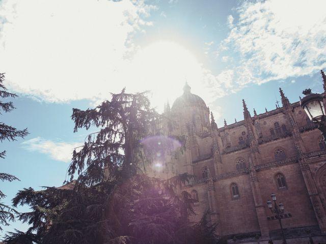 La boda de José y Ana en Salamanca, Salamanca 90