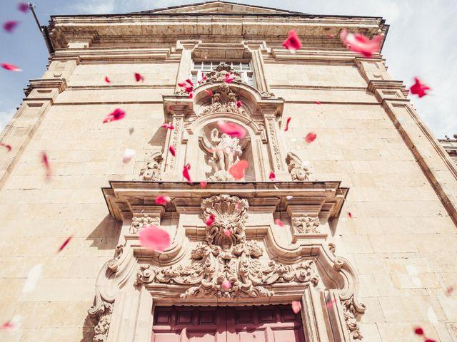 La boda de José y Ana en Salamanca, Salamanca 92