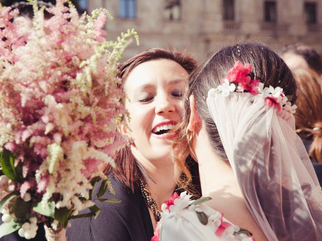 La boda de José y Ana en Salamanca, Salamanca 93