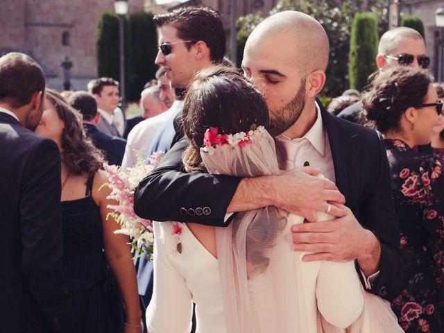 La boda de José y Ana en Salamanca, Salamanca 95