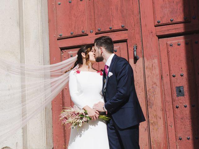 La boda de José y Ana en Salamanca, Salamanca 101