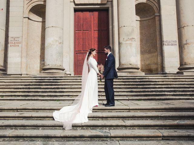 La boda de José y Ana en Salamanca, Salamanca 102