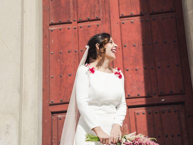 La boda de José y Ana en Salamanca, Salamanca 107