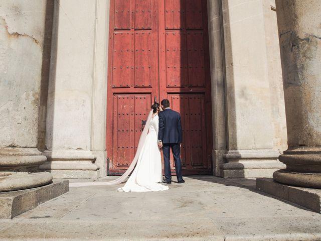 La boda de José y Ana en Salamanca, Salamanca 108