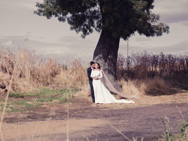 La boda de José y Ana en Salamanca, Salamanca 115