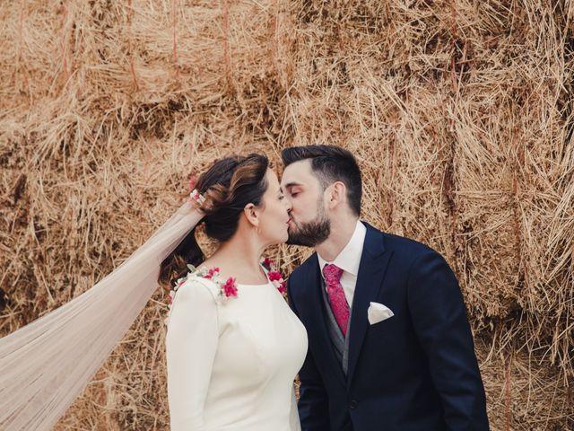 La boda de José y Ana en Salamanca, Salamanca 119