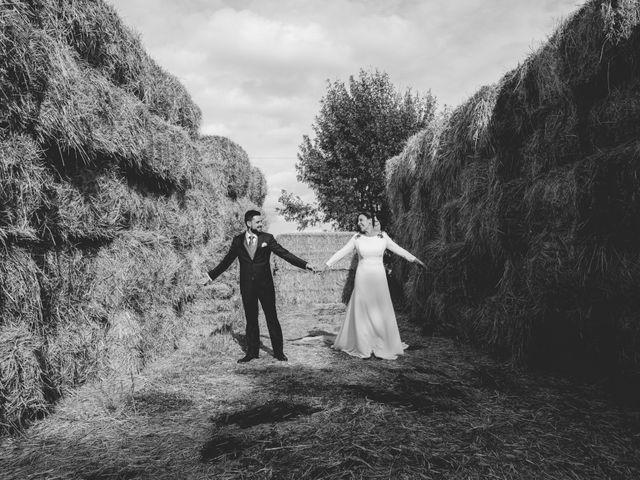 La boda de José y Ana en Salamanca, Salamanca 120
