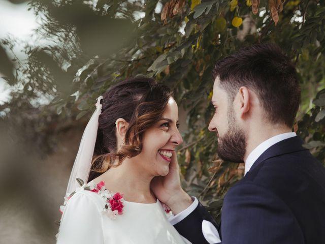 La boda de José y Ana en Salamanca, Salamanca 121