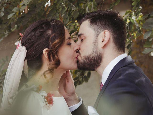 La boda de José y Ana en Salamanca, Salamanca 122