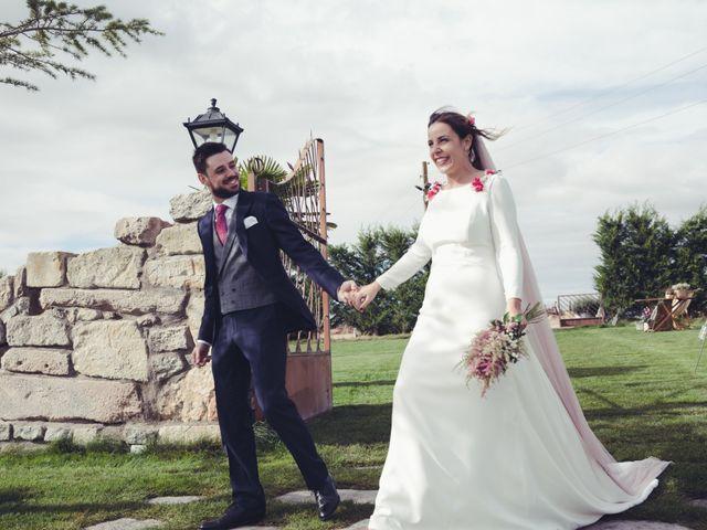 La boda de José y Ana en Salamanca, Salamanca 134