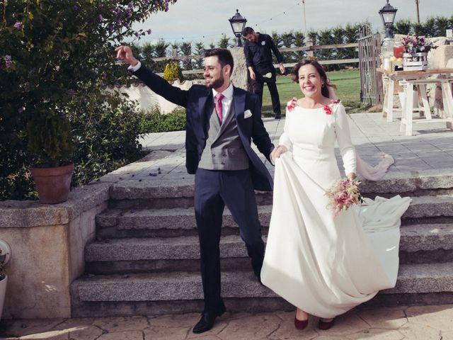 La boda de José y Ana en Salamanca, Salamanca 137