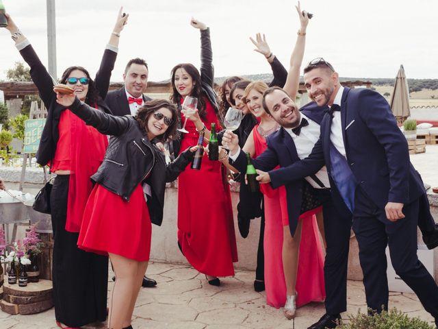 La boda de José y Ana en Salamanca, Salamanca 149