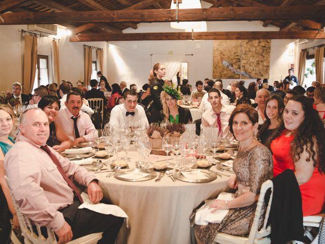 La boda de José y Ana en Salamanca, Salamanca 186