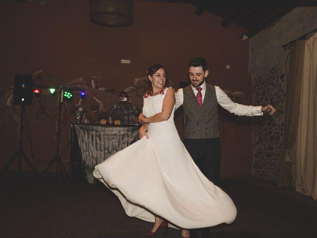 La boda de José y Ana en Salamanca, Salamanca 205