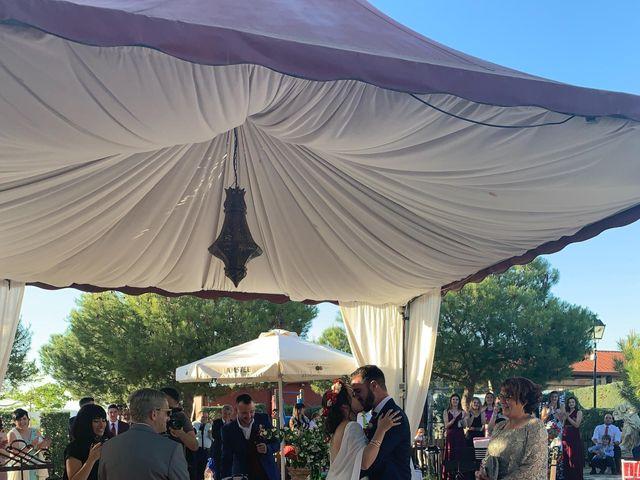 La boda de Alex y Rocio en Torrenueva, Ciudad Real 5