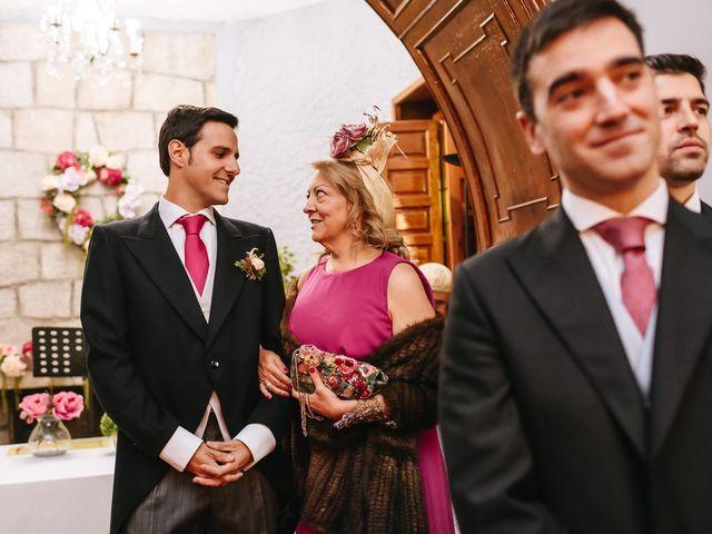 La boda de Vicente y Paloma en Torrelodones, Madrid 14