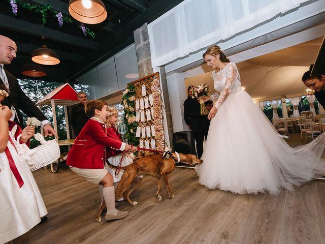 La boda de Vicente y Paloma en Torrelodones, Madrid 15