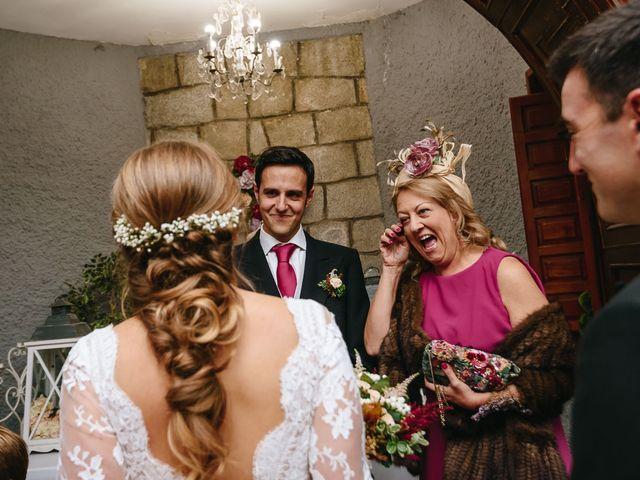 La boda de Vicente y Paloma en Torrelodones, Madrid 16
