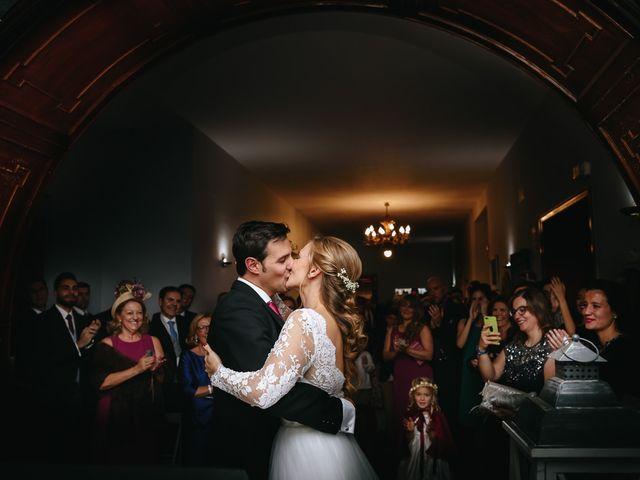 La boda de Vicente y Paloma en Torrelodones, Madrid 17