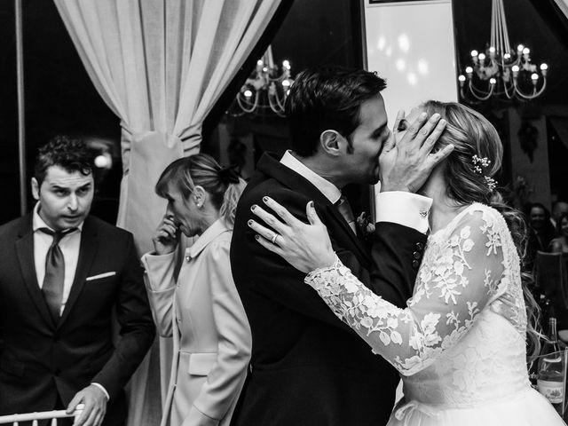 La boda de Vicente y Paloma en Torrelodones, Madrid 19
