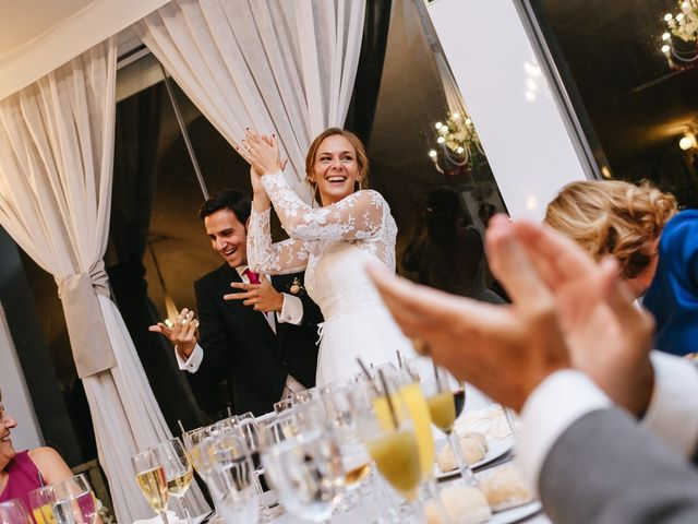 La boda de Vicente y Paloma en Torrelodones, Madrid 20