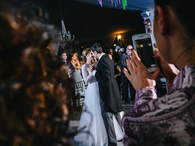 La boda de Vicente y Paloma en Torrelodones, Madrid 23