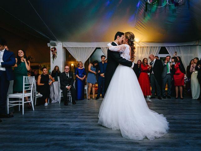 La boda de Vicente y Paloma en Torrelodones, Madrid 24